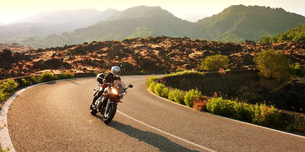 Motorcycling in Gallura